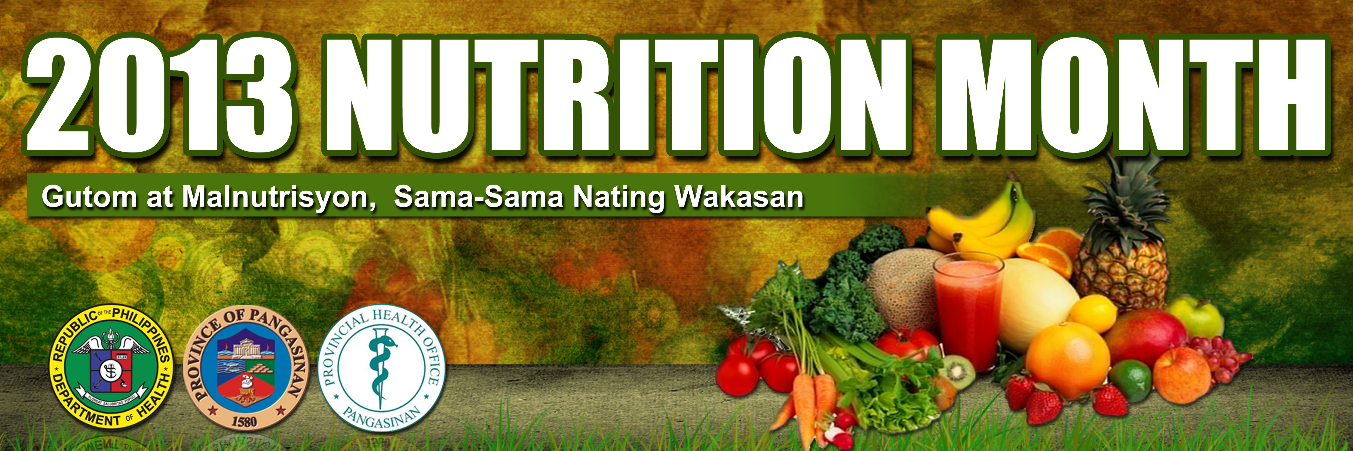 nutrition month essay