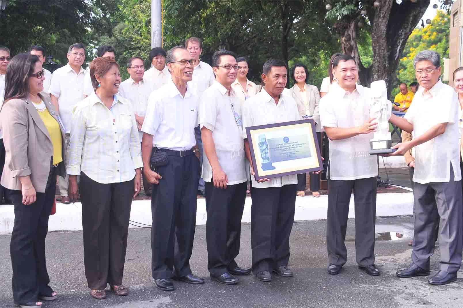 LGU-Pangasinan Targets Hall Of Fame Award From Banko