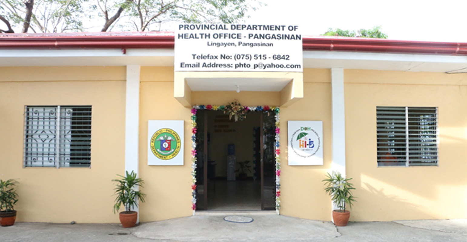 the provincial health office of davao Central office regional offices' websites  health systems  davao oriental provincial hospital submitted by maricel_paya on fri, 2017/02/10 - 10:29am.