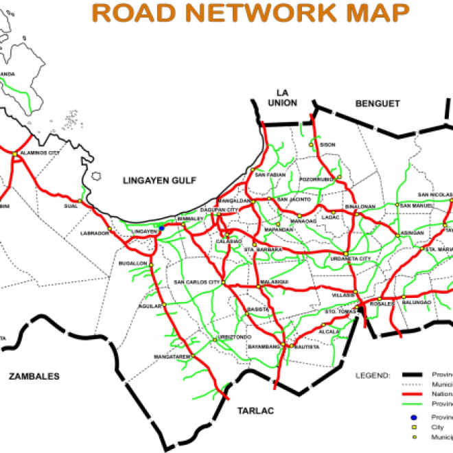 SP oks road network inventory in Pangasinan  The Official Website