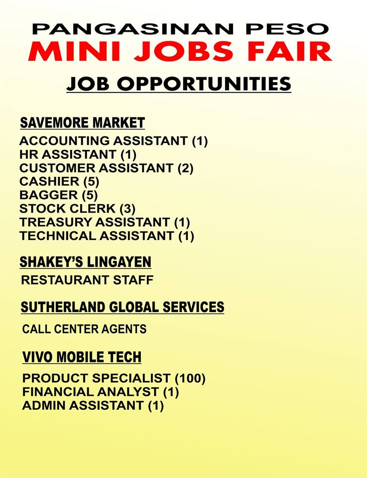 PESO JOBS FAIR (2)