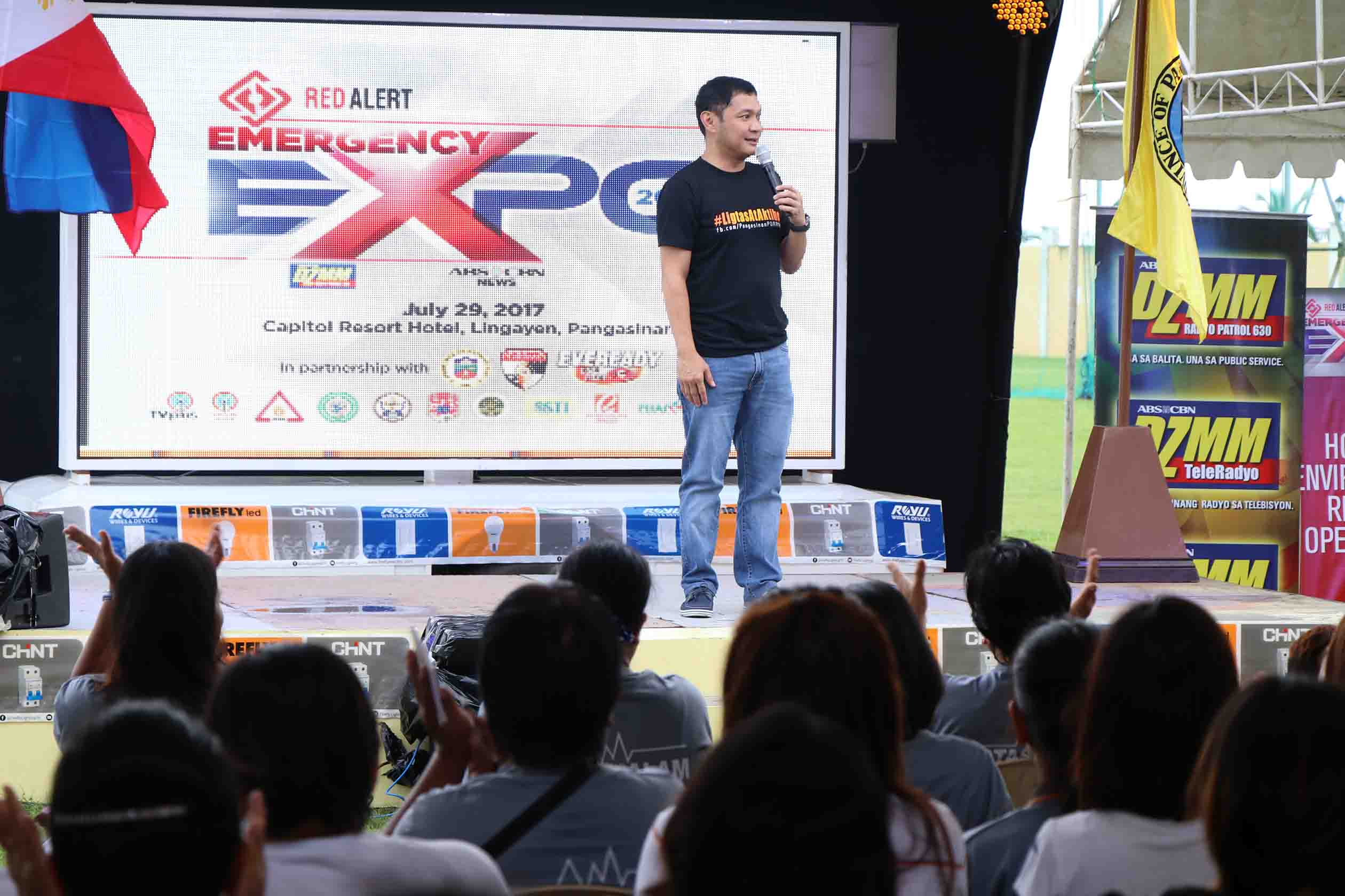pc_BE FORCE MULTIPLIERS' GOV. ESPINO URGES EMERGENCY RESPONDERS