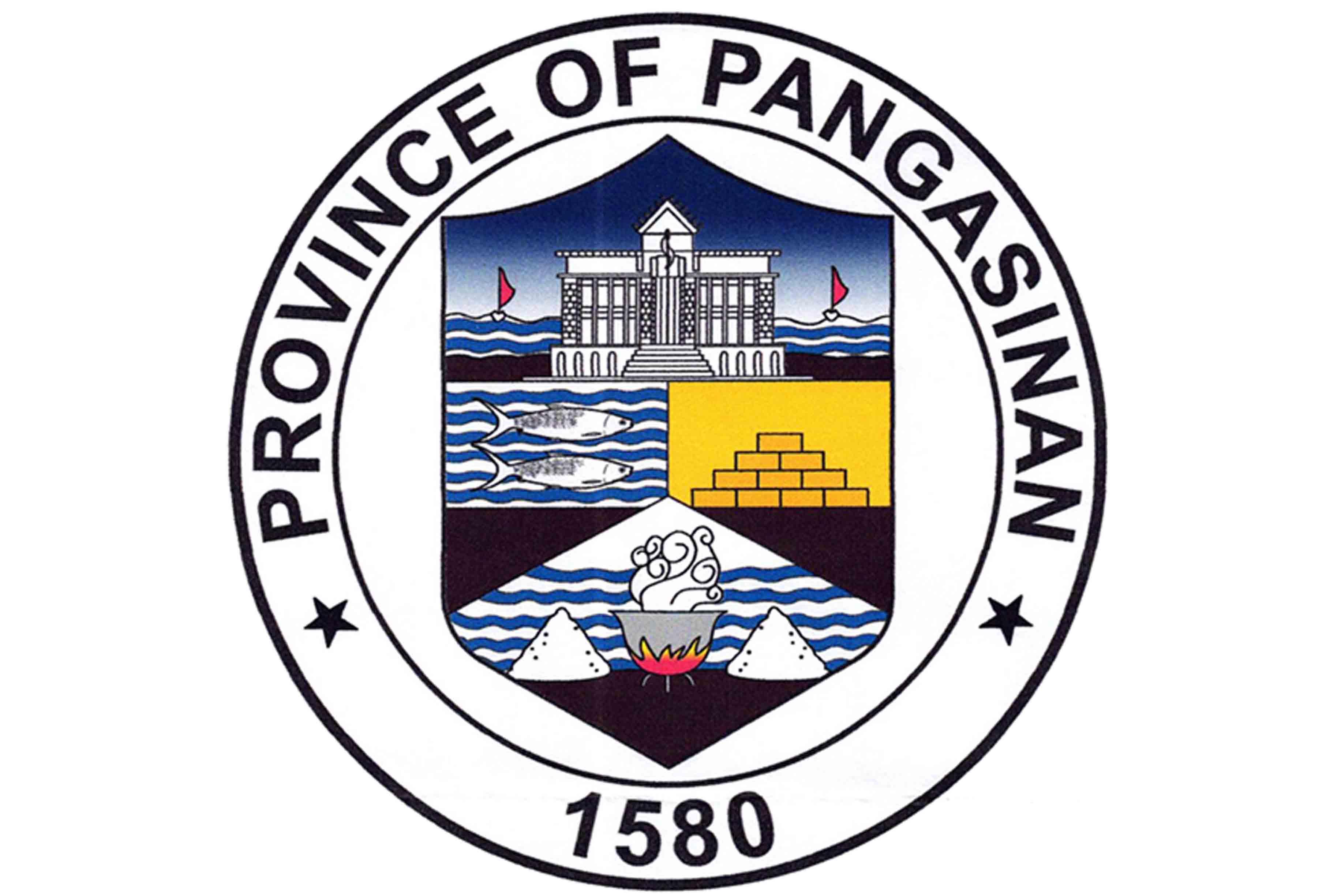 Pangasinan Seal New