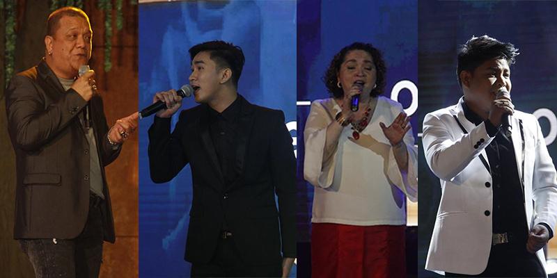 pangasinan singers at asia ceo awards