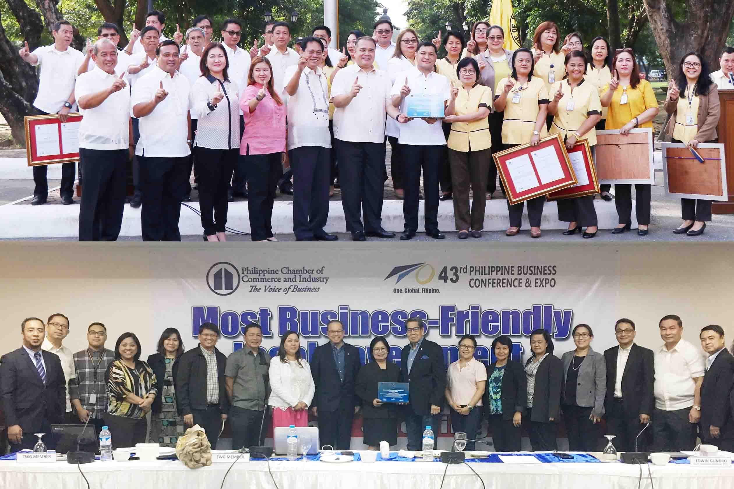 business-friendly finalist
