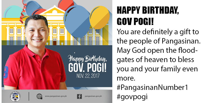 happy b-day gov pogi