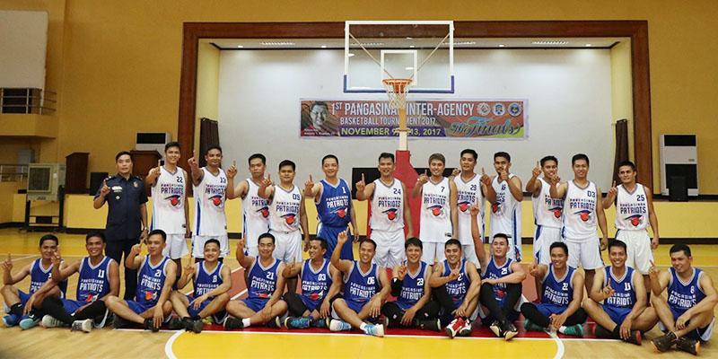 inter-agency championship