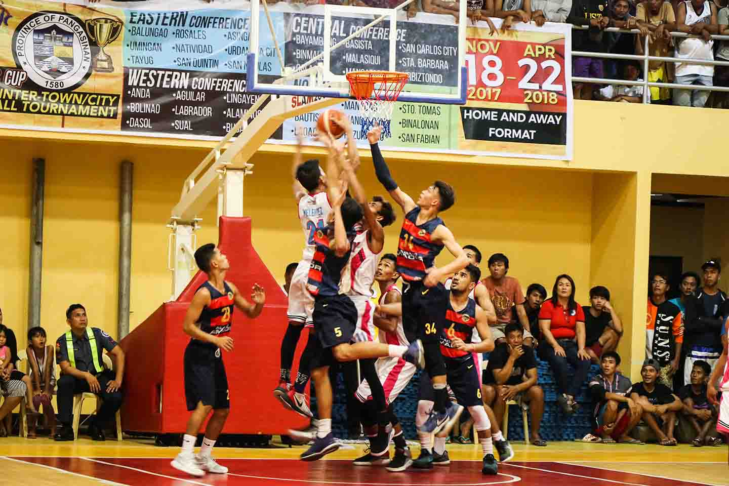 Binmaley subdues Manaoag