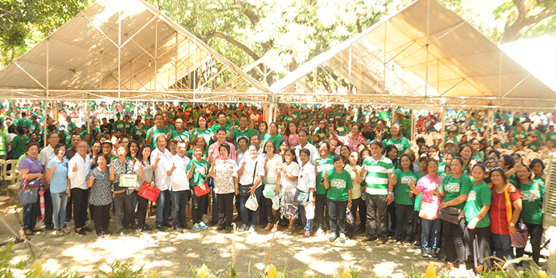 Outstanding Agri Stakeholders Recognized