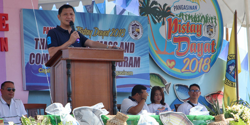 Gov. Espino says Pistay Dayat will be repackaged as 'Festival of Nature' next year