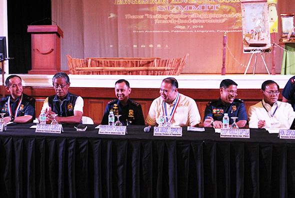 First Pangasinan Advisory Councils Summit