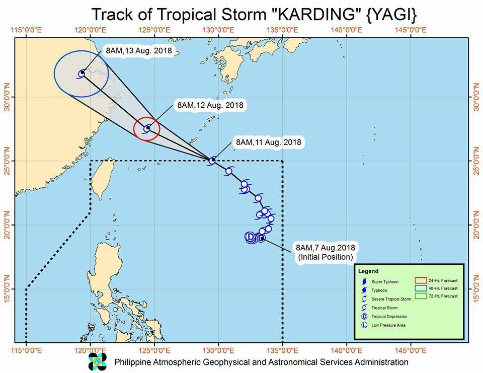 tropical storm karding