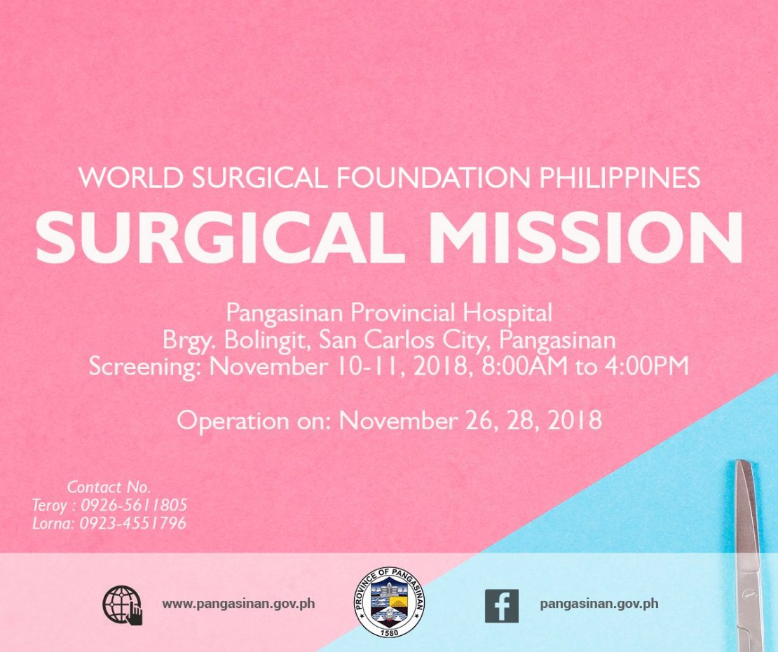 SURGICAL MISSION