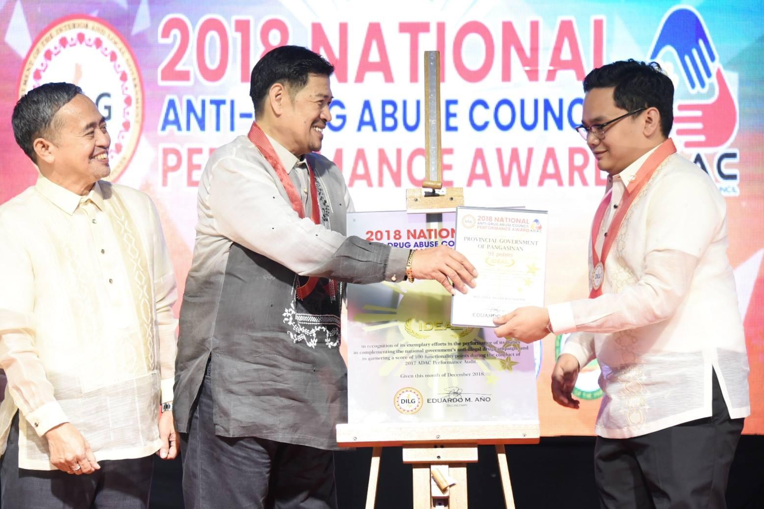 ADAC award