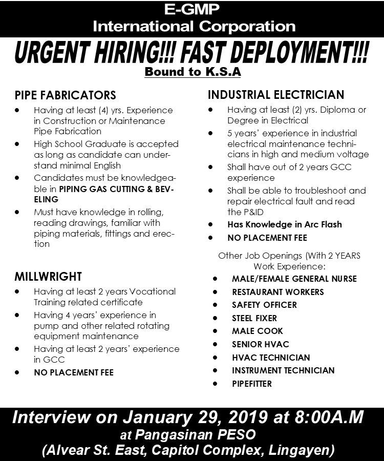 PESO JOBS FAIR (1)
