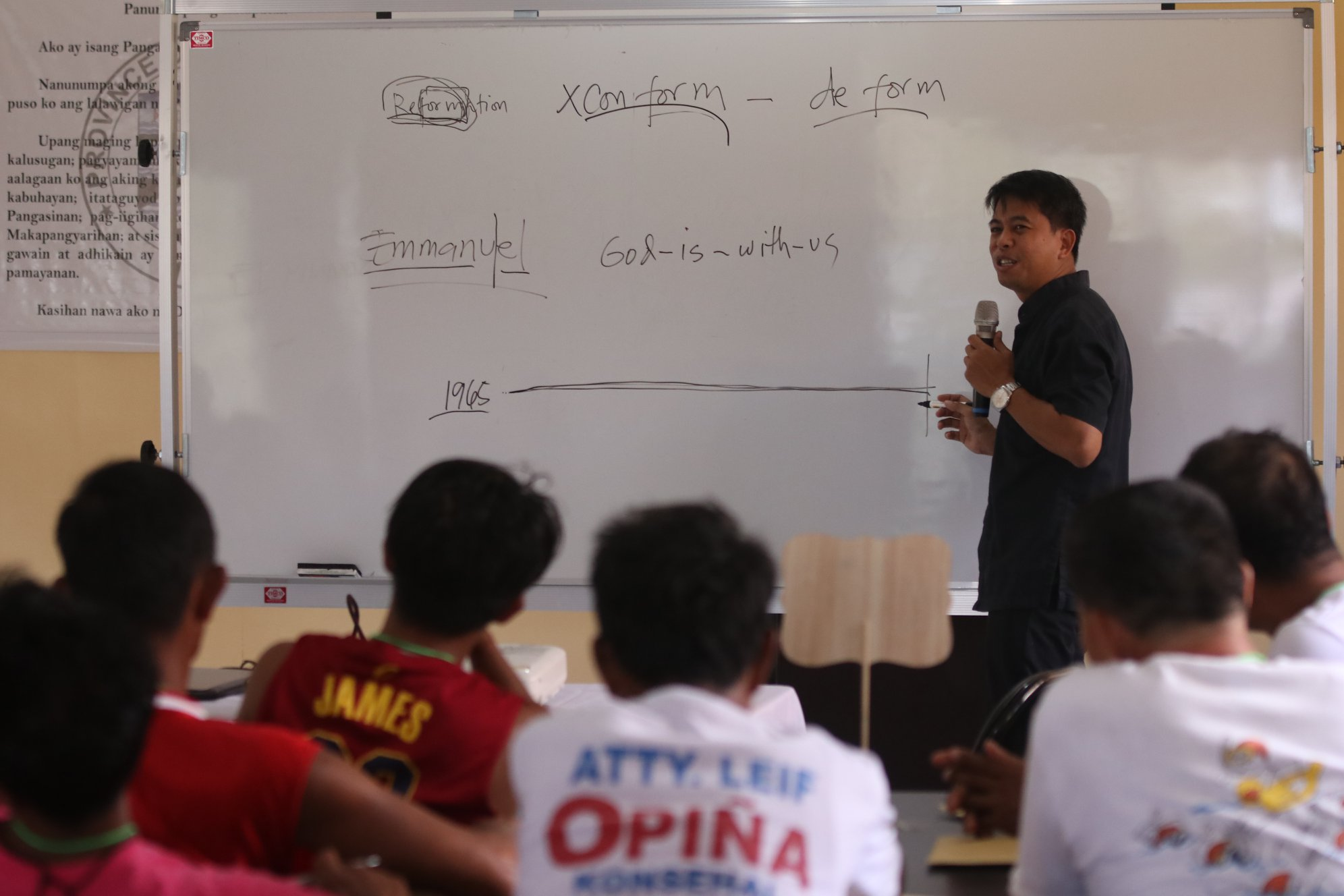 Pangasinan Reformation Center trains 4th batch of reformers (1)