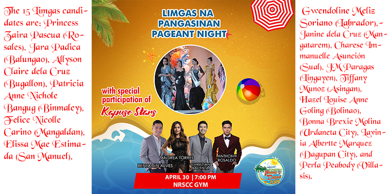 limgas pageant night
